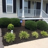 Mulch by Centennial Property Maintenance Prince George VA (303) 713-9306