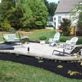 Mulch by Centennial Property Maintenance Midlothian VA (303) 713-9306
