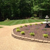 Mulch and Mowing by Centennial Property Maintenance Prince George VA (303) 713-9306