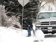 Snow Removal Services | Centennial Property Maintenance | (303) 713-9306